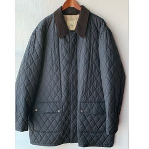 Brooks Brothers Outerwear Parka Quilted Jacket
